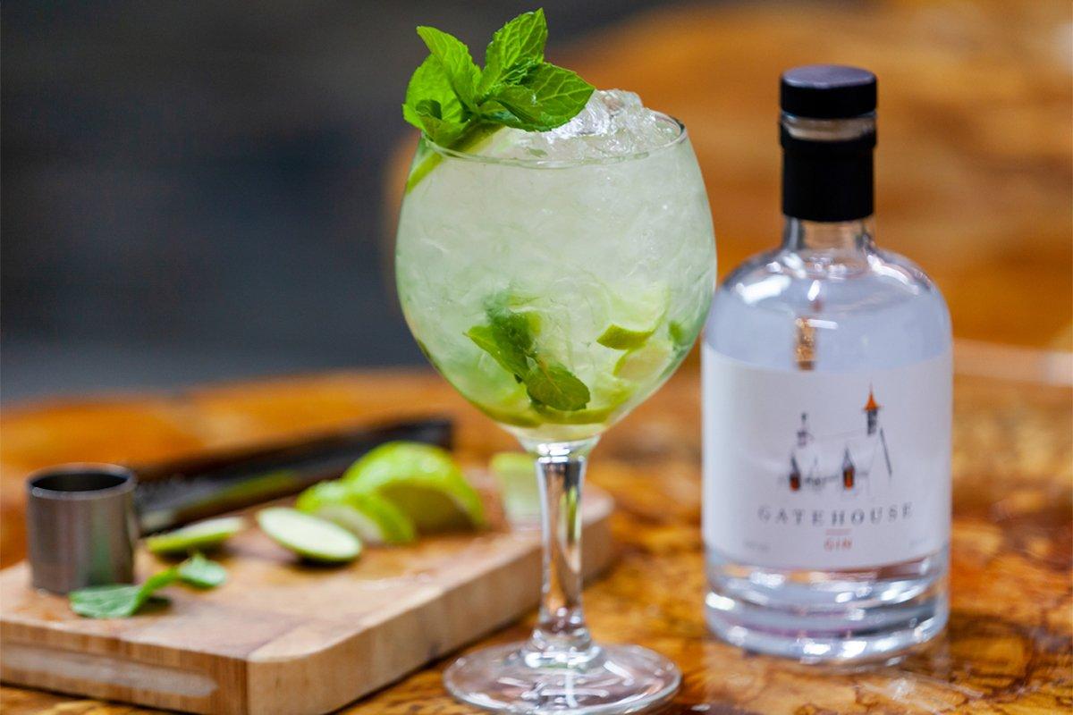 Gatehouse Gin Mojito
